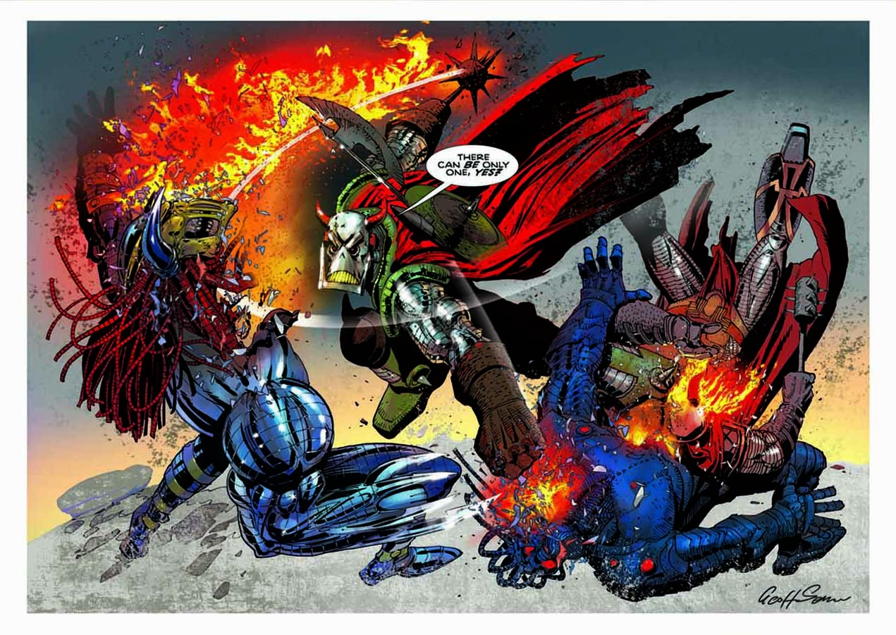 Transformers News: Limited Edition Signed Death's Head Prints Now Available!