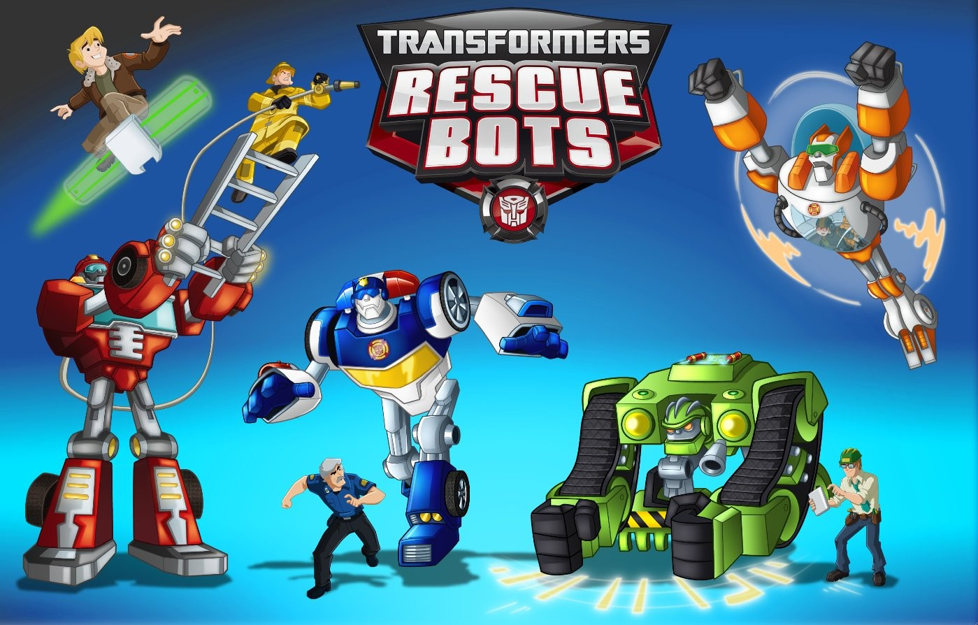 Transformers News: Rescue Bots Academy And Another New Transformers Show Coming Soon
