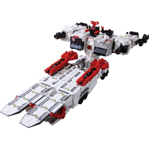 Transformers News: Metroplex reissue in Legends line, listed on Takara Tomy Mall