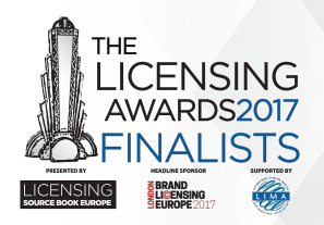 Transformers News: Hasbro Attending The Licensing Awards 2017 in London