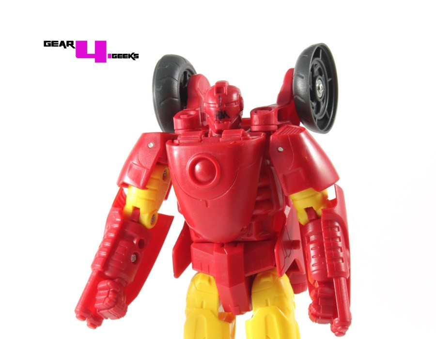 Transformers News: Unproduced Transformers Crossovers Iron Man Images