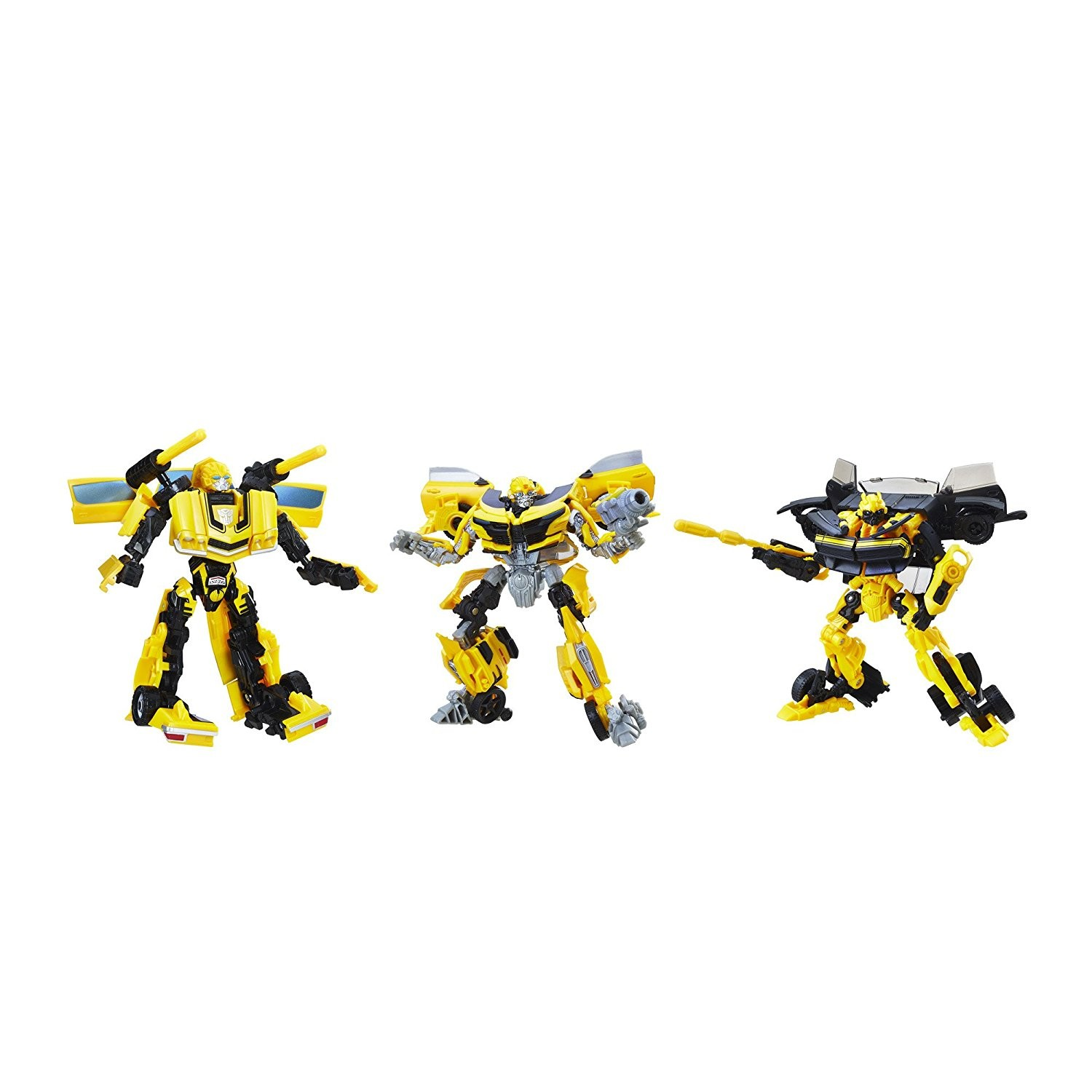 Transformers News: Transformers Bumblebee Evolution 3-Pack Amazon Exclusive Available now!