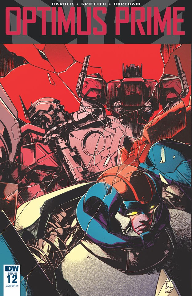 Transformers News: Full Preview for IDW Optimus Prime #12 #Transformers