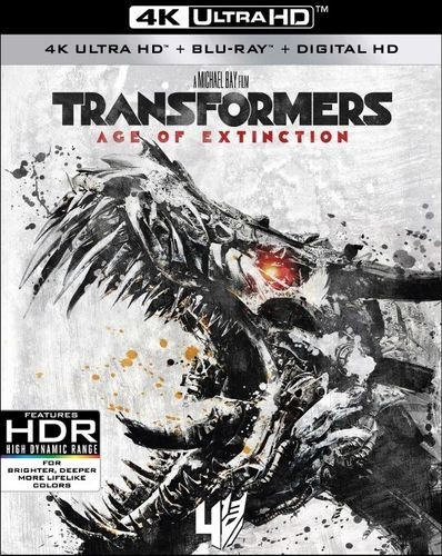Transformers News: 4K Release of Bay Transformers Movies in North America