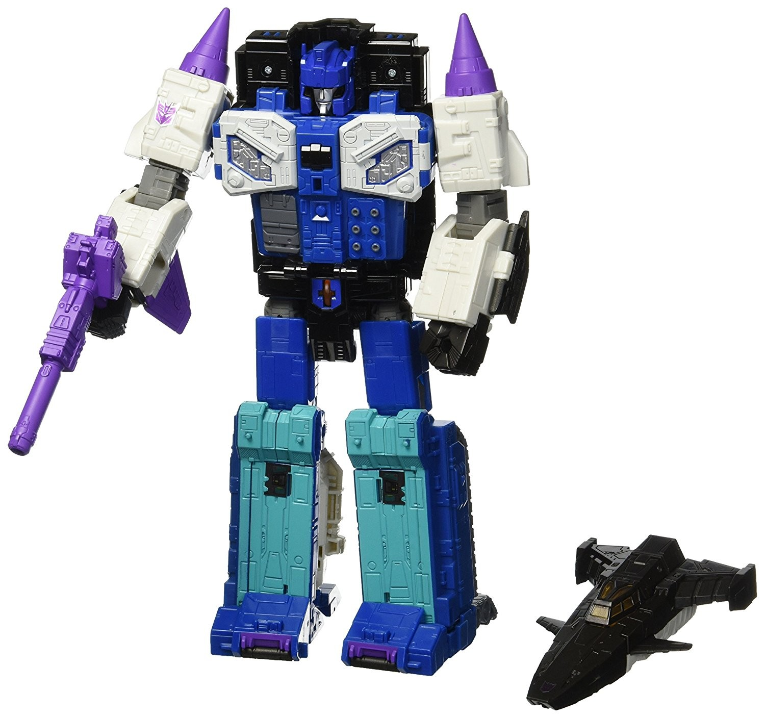 Transformers News: Titans Return Overlord as Amazon Deal of the day for $34.83