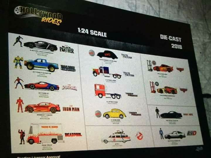 Transformers News: Upcoming Jada Die Cast Vehicles for TLK and Possibly Bumblebee: the Movie