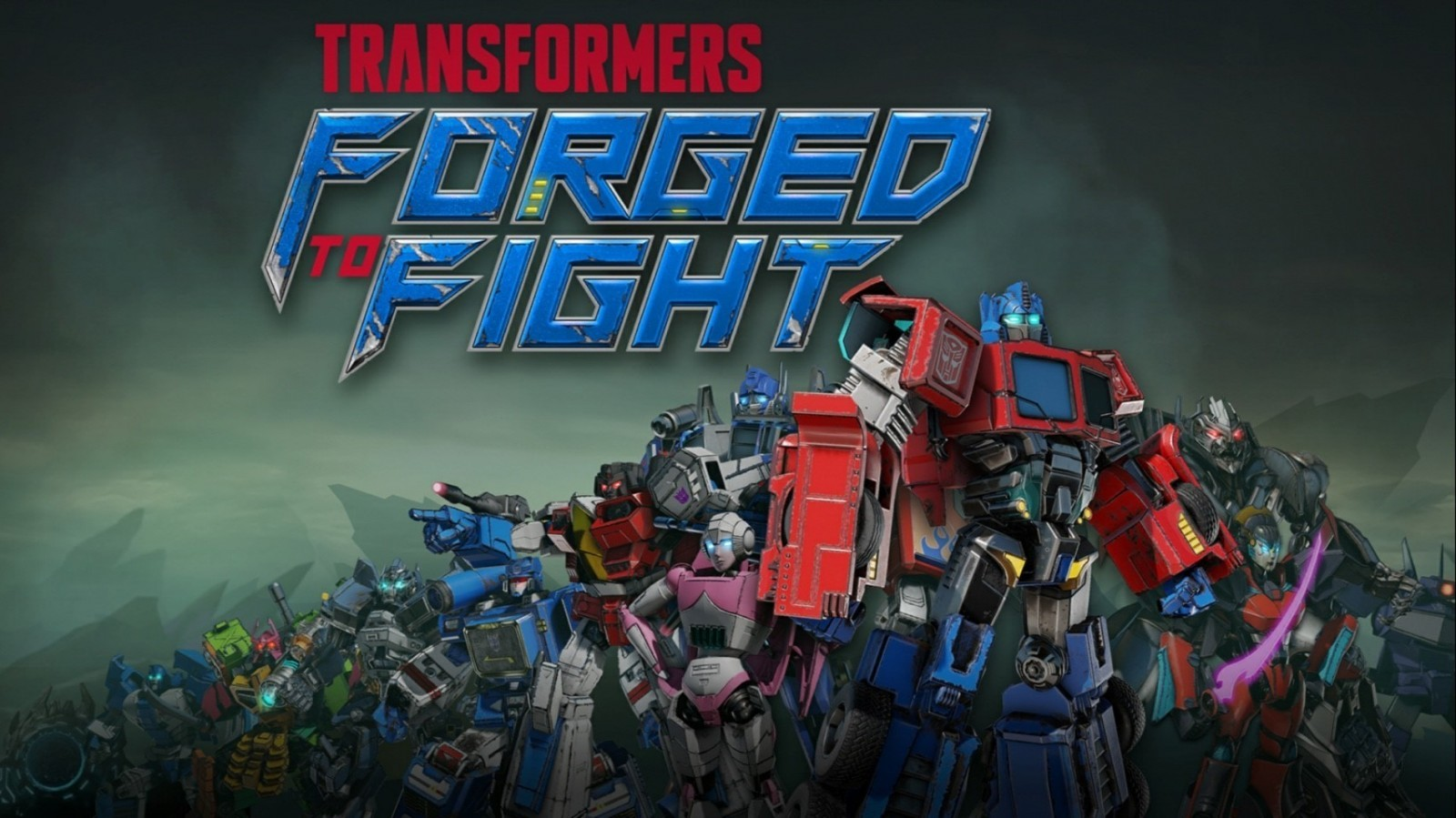 Transformers News: Transformers: Forged to Fight Wins Best Mobile Game at Global Mobile Awards 2018