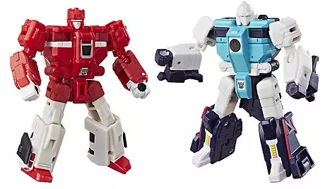 Transformers News: Steal of a Deal: Transformers Generations Clones 2-figure Pack 35% Off
