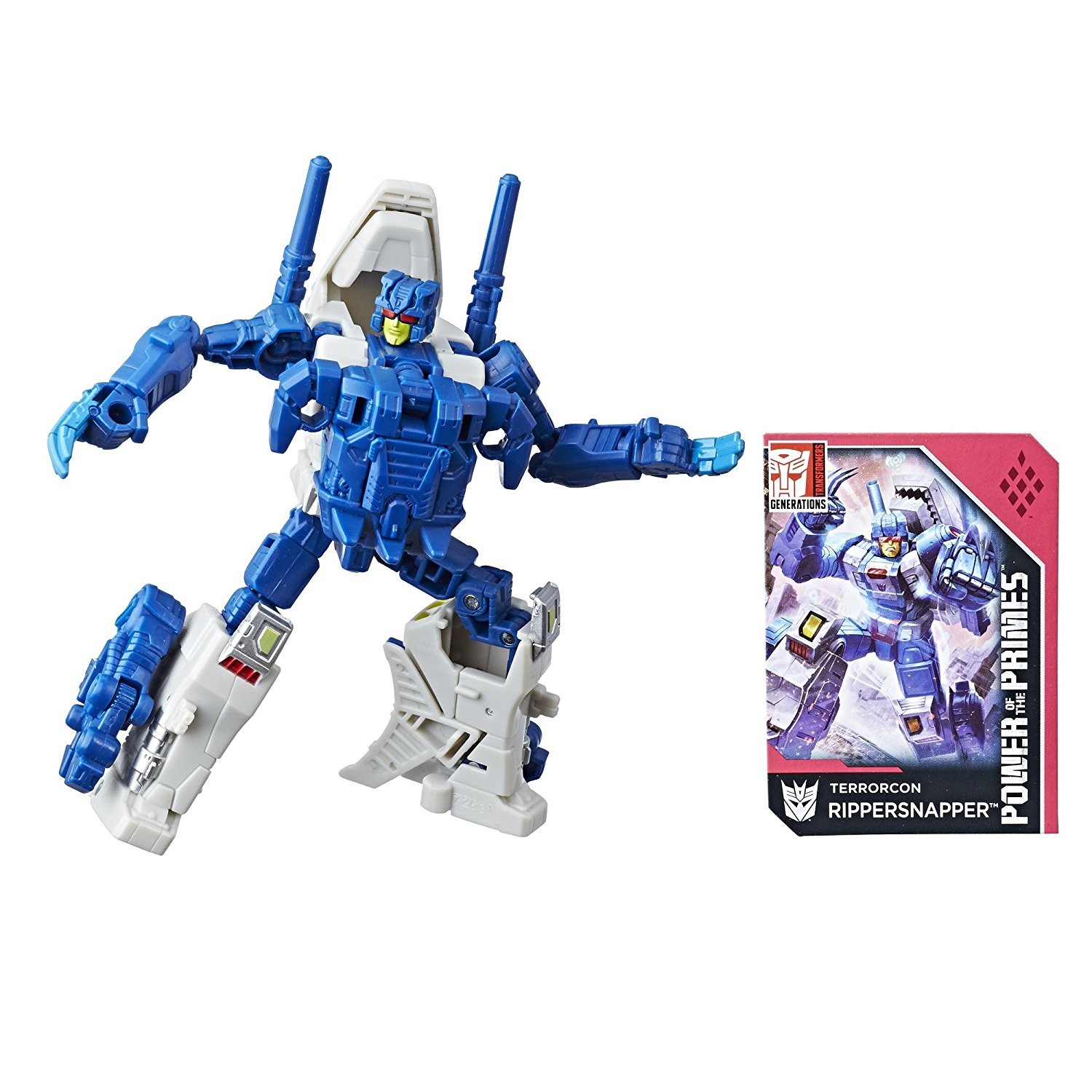 Transformers News: Transformers Power of the Primes Wave 2 Deluxes Showing up Online for 16.99