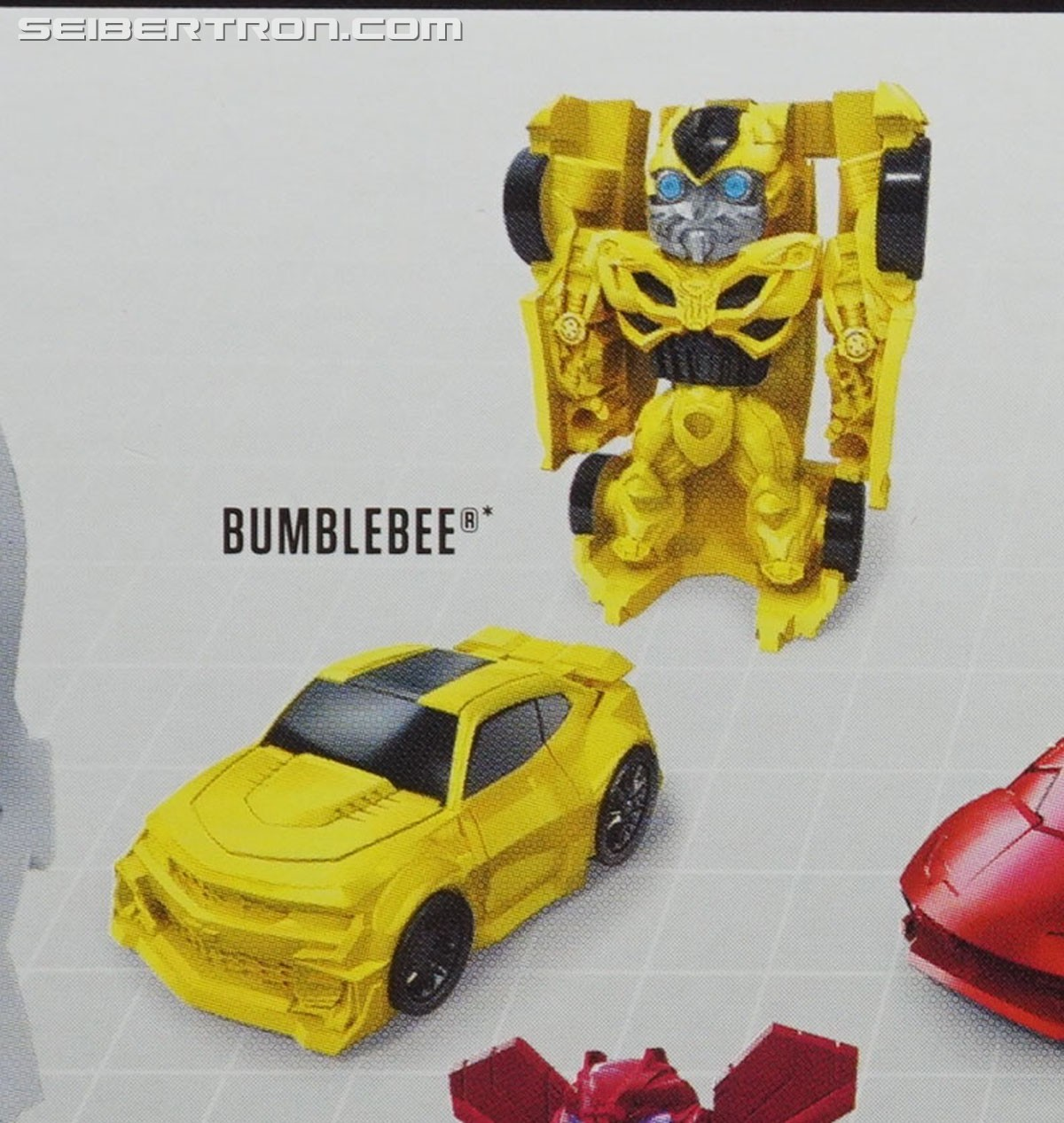 Transformers News: Transformers Tiny Titans Series 3 Robot Mode Images