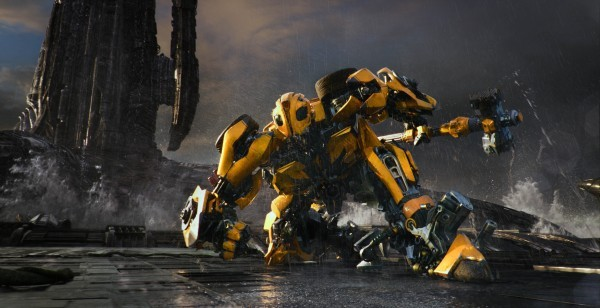 Transformers News: John Cena and Director Travis Knight on Bumblebee: The Movie