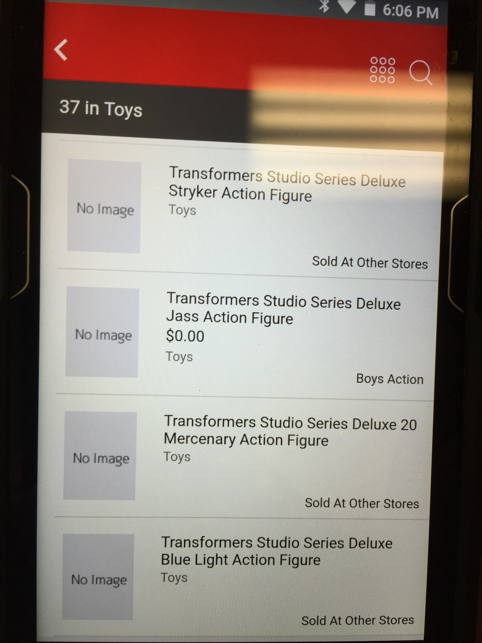 Transformers News: New Listings at Target for Transformers Studio Series