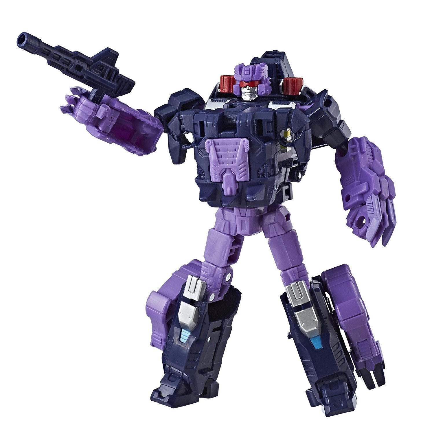 Transformers News: Transformers Power of the Primes Wave 3 Terrorcons Images