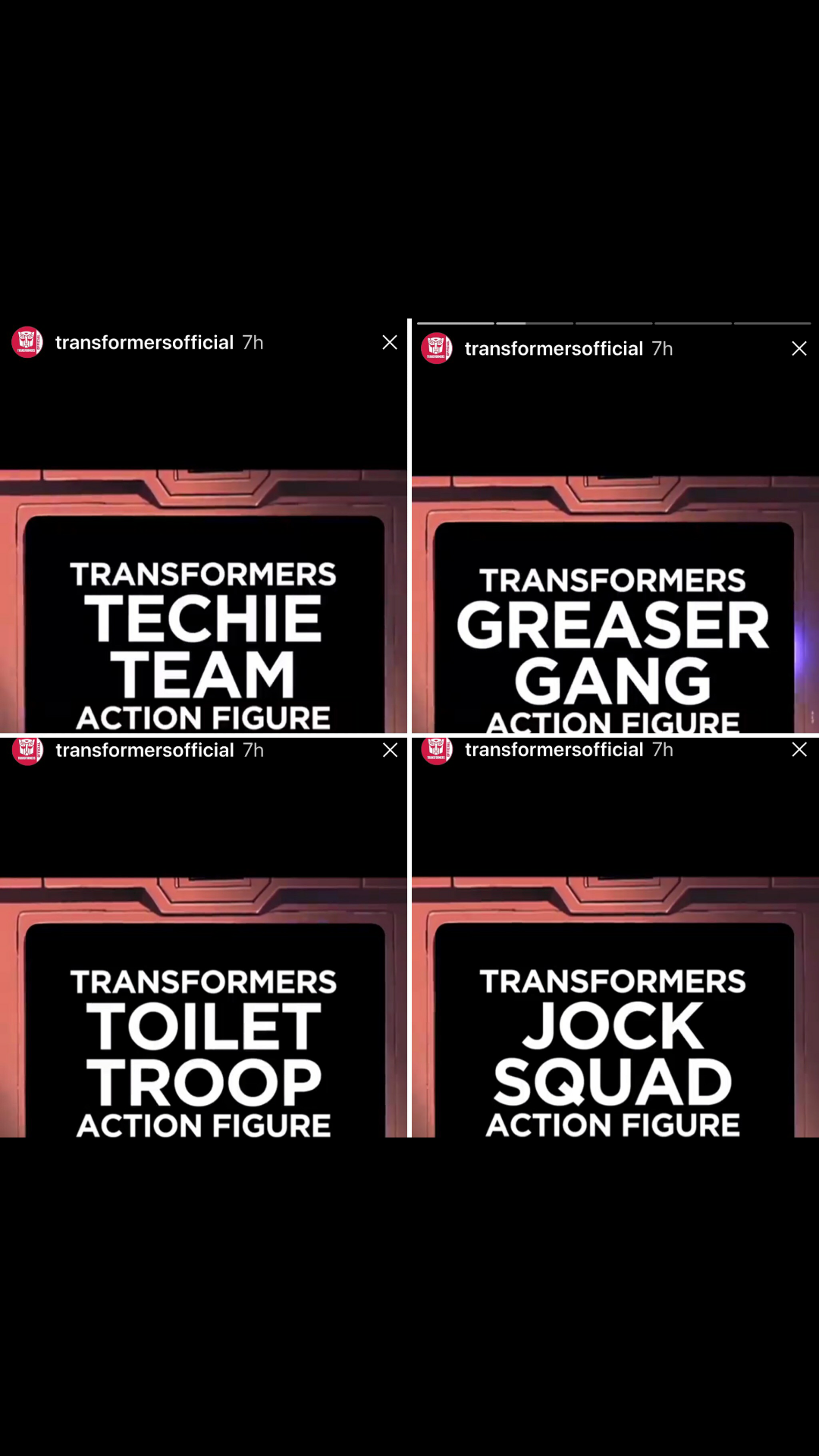 Transformers News: Hasbro Teases Product Reveal For Strange Amazon Listings