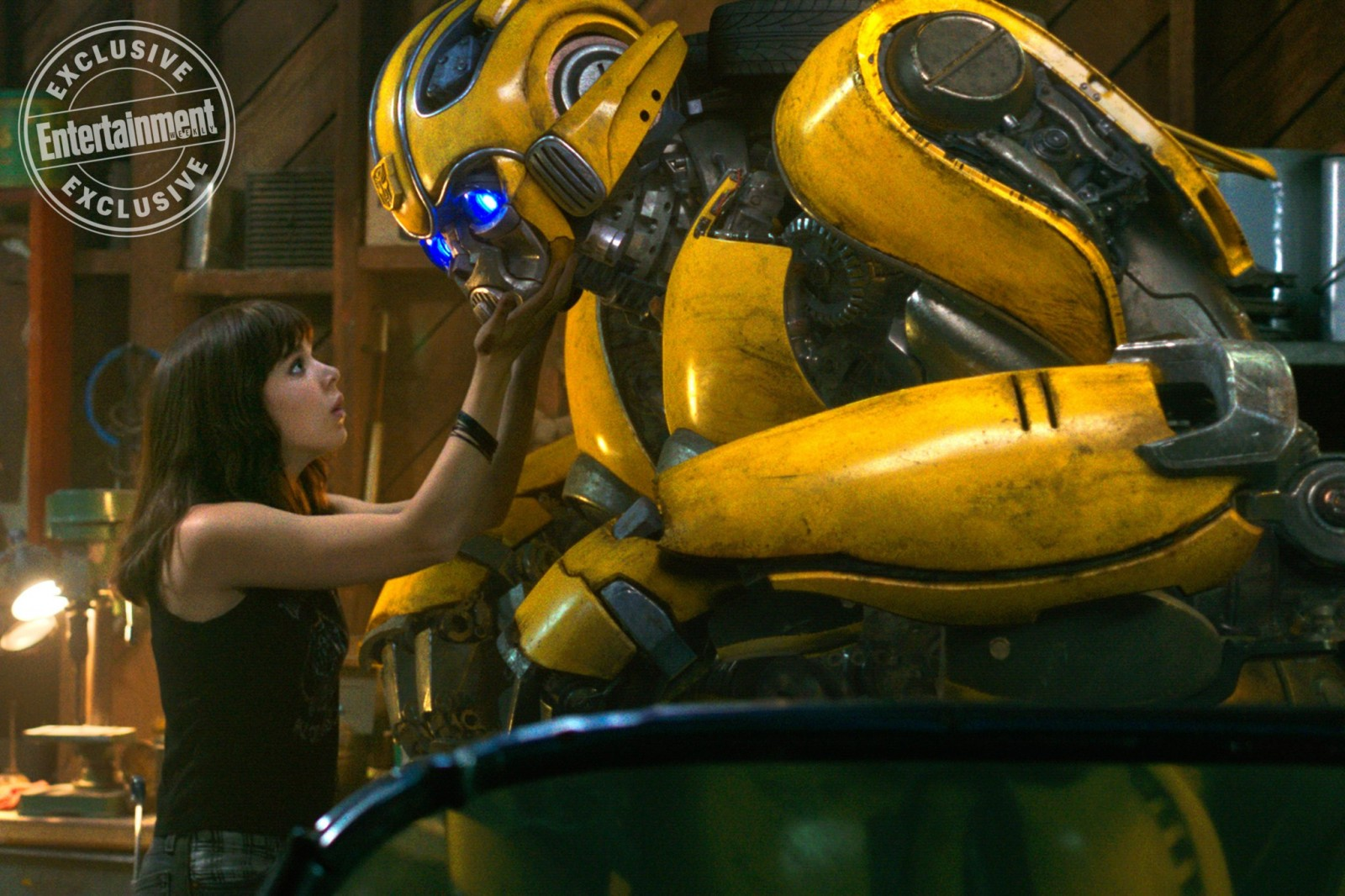 Transformers News: New Screenshot From Bumblebee: The Movie