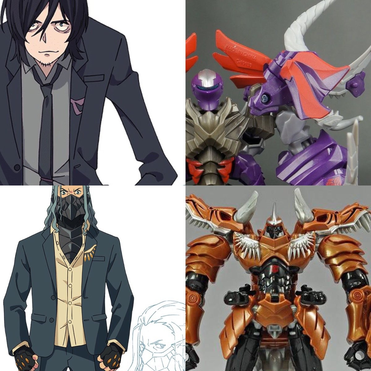 Transformers News: A Shattered Glass Anime? SSSS Gridman Piles on Transformers References