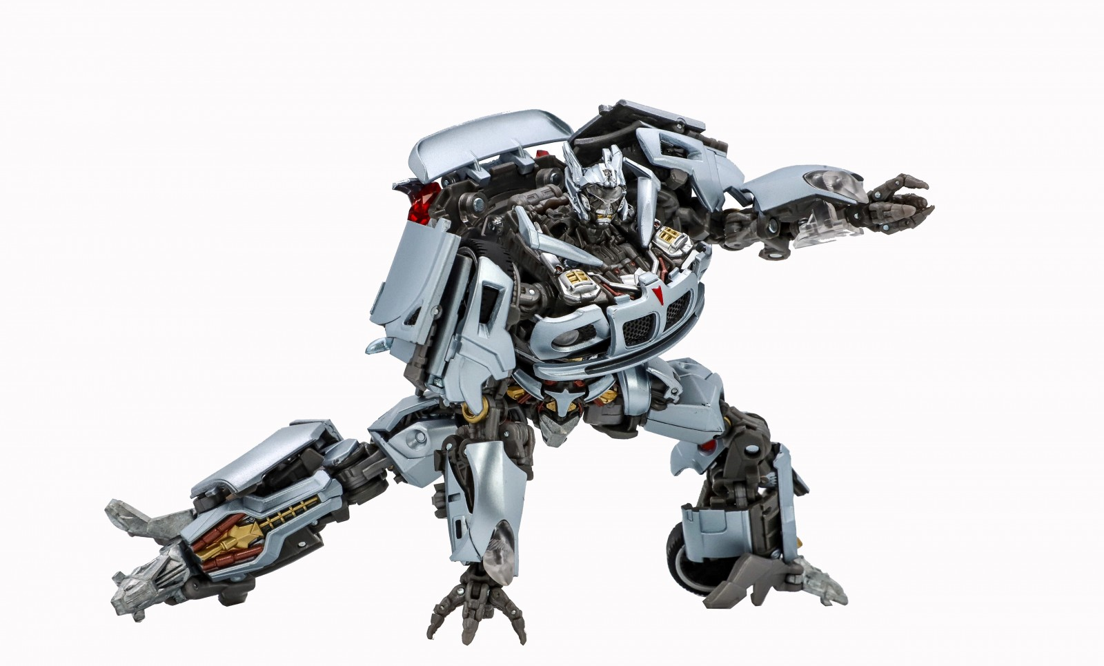 Transformers News: MPM Megatron and Jazz stock photos, prices, and release dates announced