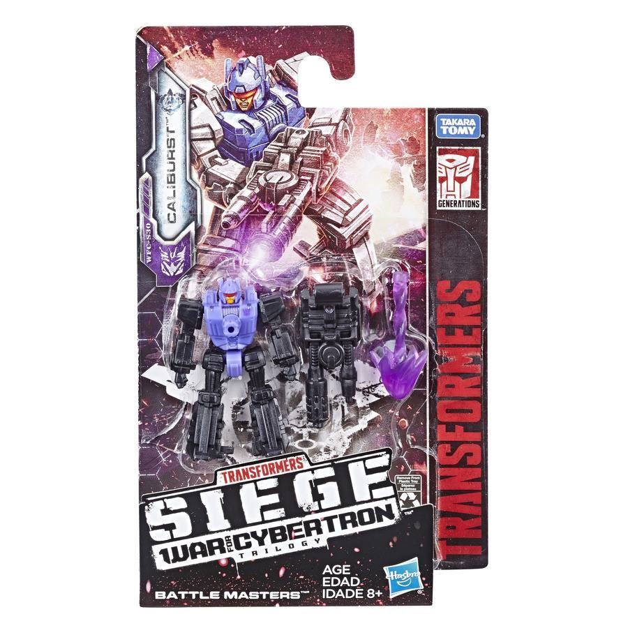 Transformers News: New stock images of Siege Leader Optimus Prime, Smashdown, and Caliburst