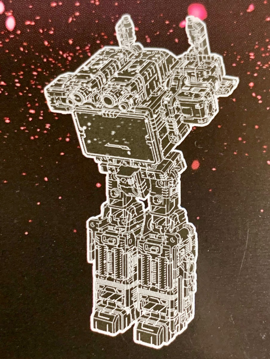 Transformers News: Siege Soundwave's official lamppost mode is hidden on the box, plus new codes