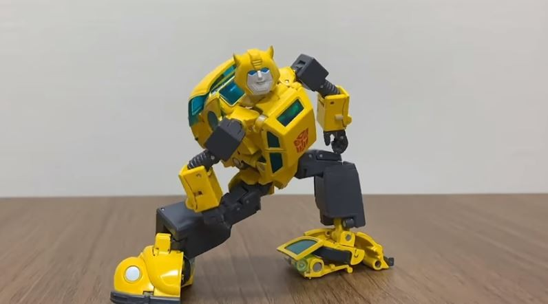 Transformers News: Check out this MP-45 Bumblebee designer video with comparisons to the original