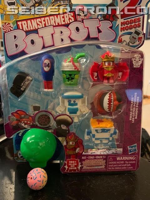 Transformers News: BotBots Series 2 8 Packs Begin Showing Up At US Retail