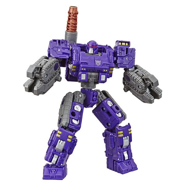Transformers News: New Stock Photos of Siege Deluxe Wave 3 In and Out of Package