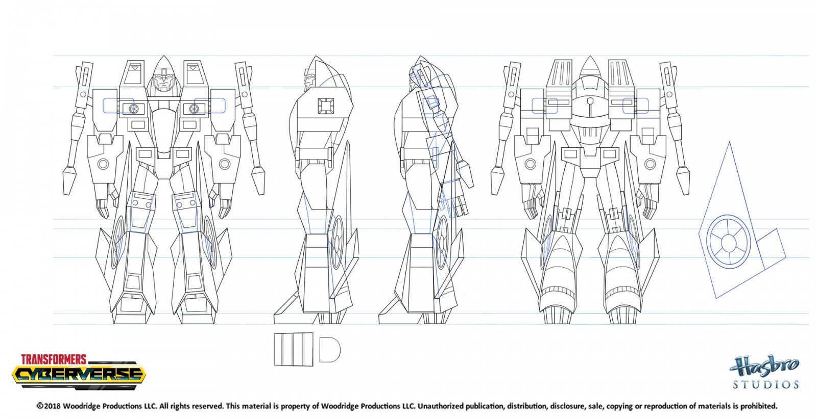 Transformers News: New Transformers Cyberverse Concept and Character Art
