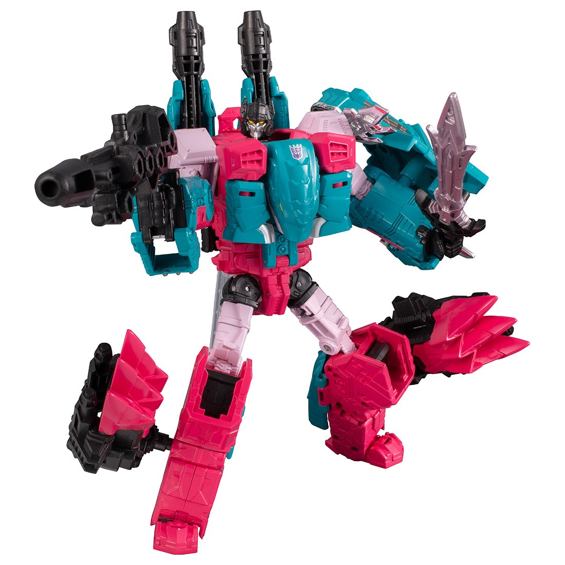 Transformers News: Selects King Poseidon First Color Photos Hit Takara Tomy Mall Plus a Comic