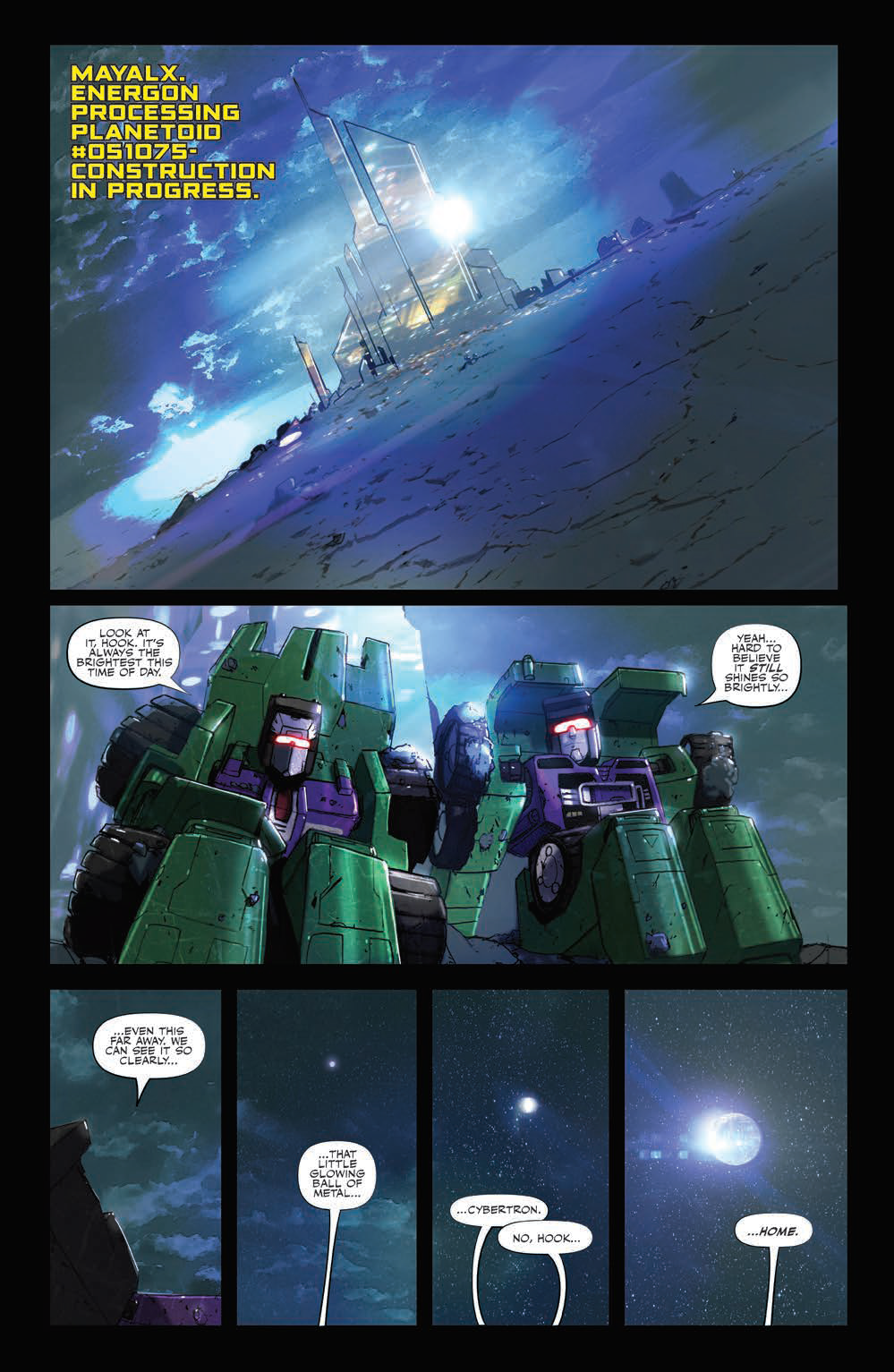 Transformers News: Transformers Galaxies #1 is Out Today, Here's Everything You Need To Know