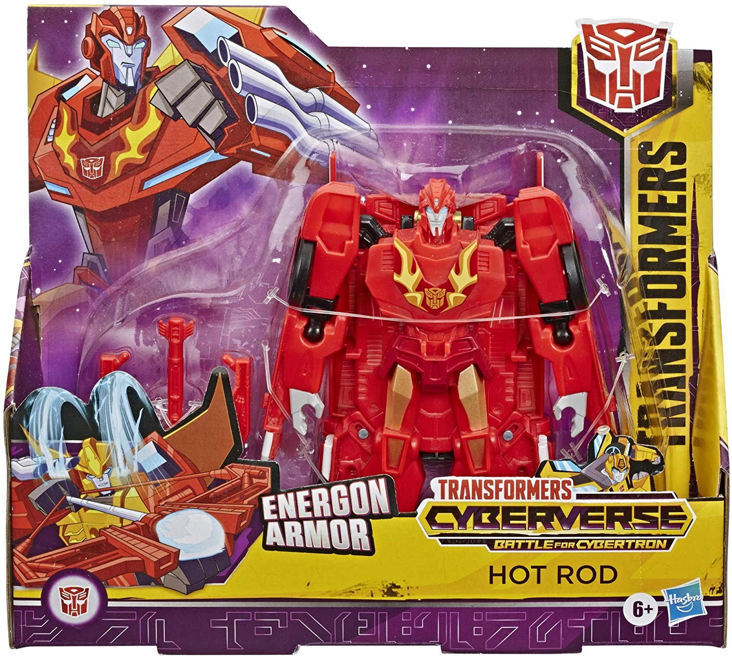 Transformers News: Cyberverse Ultra Class 2020 Wave 1 Available on Amazon.com