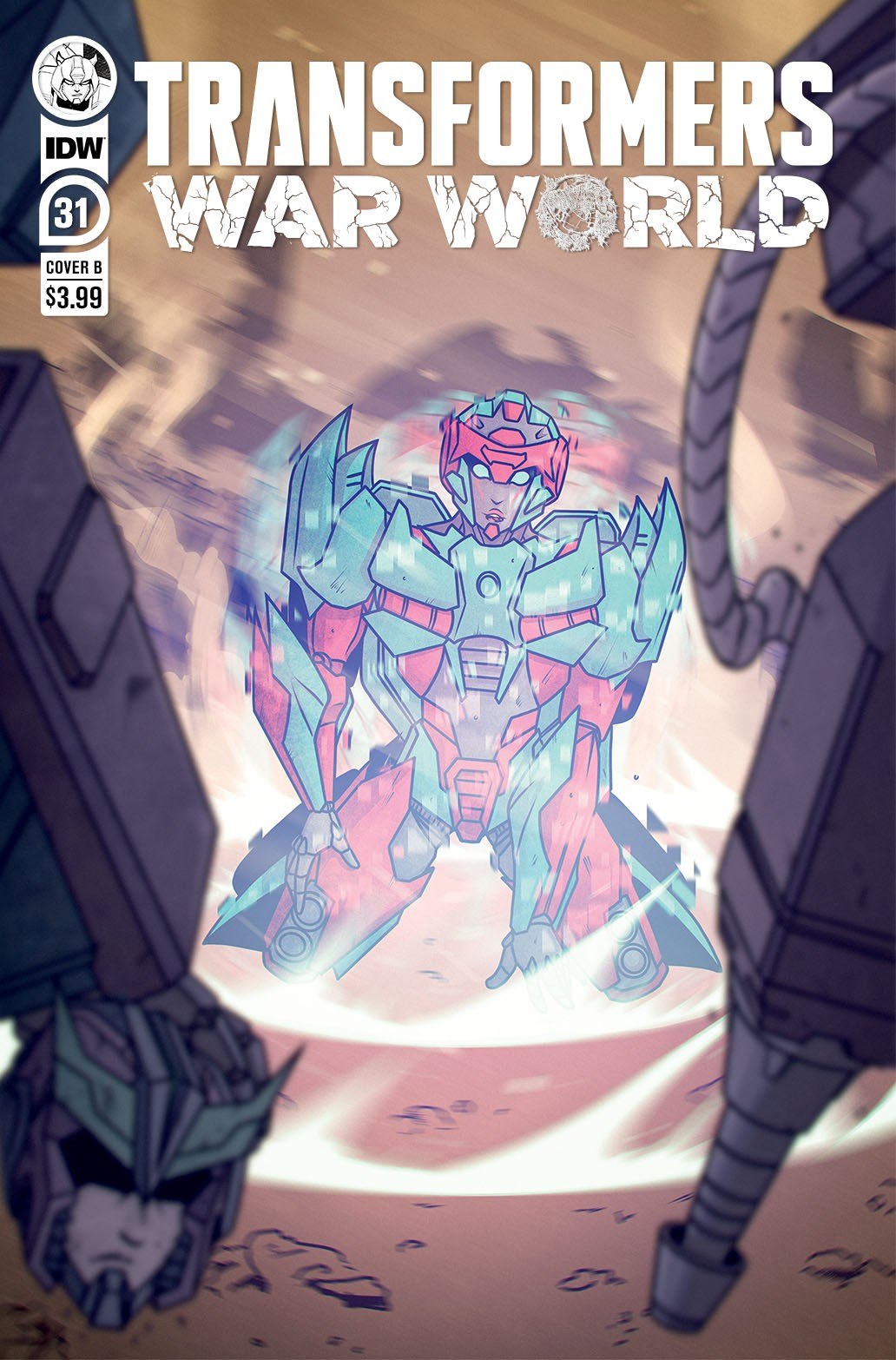 Transformers News: IDW Transformers Comics Solicitations for May 2021