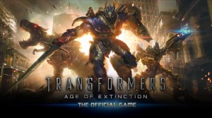 Transformers News: DeNA Presents TRANSFORMERS: AGE OF EXTINCTION Tips & Tricks Guide