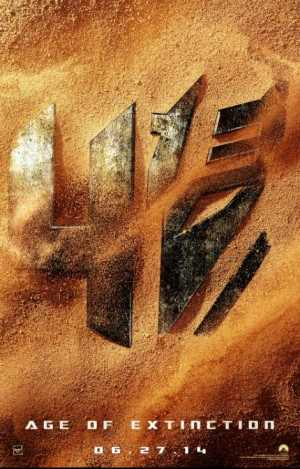 Transformers: Age of Extinction 2015 Calendar