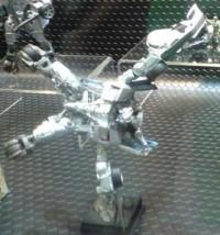 Transformers News: Human Alliance Showcase at 2009 Japan Wonder Festival
