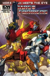 IDW August 2013 Transformers Comic Solicitations