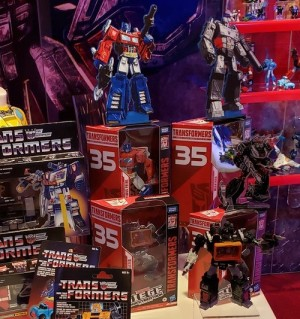 Hasbro prepares for Transformers 35th anniversary with potential new subline