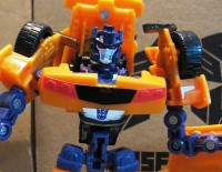 Transformers News: New Images of HFTD Scout Oil Pan