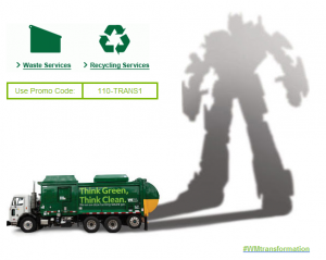 Transformers News: Turn New Waste Management Service Into Transformers: Age of Extinction Movie Tickets