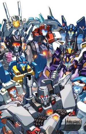 Transformers Artist Alex Milne to attend TFcon Charlotte 2015