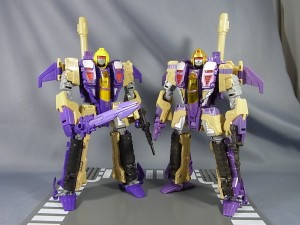 Transformers News: In-Hand Images: Takara Tomy Transformers Generations TG-21 Springer and TG-22 Blitzwing
