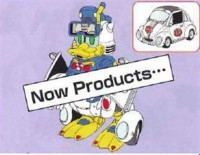 Transformers News: Prototype Image of Disney Label Donald Duck