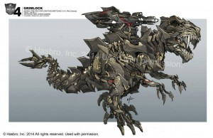 Transformers News: Transformers: Age of Extinction Concept Art from Ken Christiansen