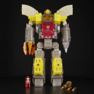 Transformers War for Cybertron Siege Omega Supreme Promotional Video From TakaraTomy