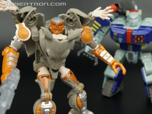Transformers News: New Galleries: Generations Deluxe Rattrap and Tankor