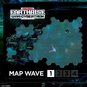 Hasbro Shares Earthrise Map Showing 4 Waves of Product