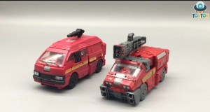 Transformers War for Cybertron: Earthrise Ironhide Video Review