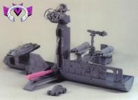 Transformers News: G2 Laser Optimus Prime Prototype Images
