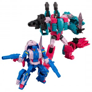 Selects King Poseidon First Color Photos Hit Takara Tomy Mall Plus a Comic