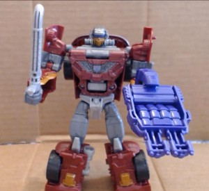 Video Review - Transformers Generations Combiner Wars Dead End