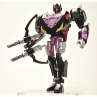 Transformers News: Hyper Hobby Exclusive Animated Black Rodimus Revealed